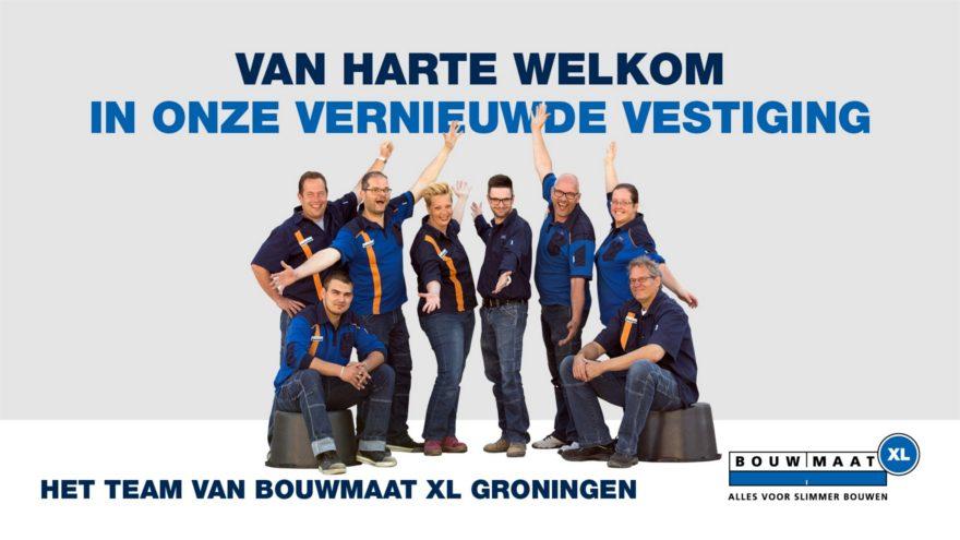 Bouwmaat Groningen XL